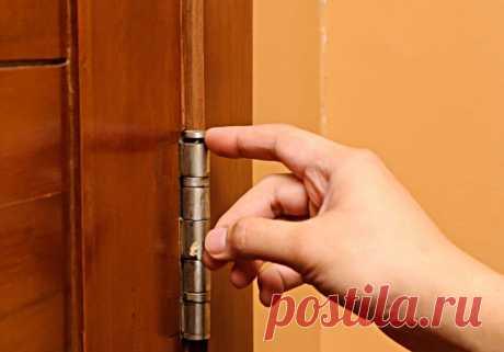 Как решить проблему «скрипучих» дверей и ящиков: 3 проверенных метода » Женский Мир