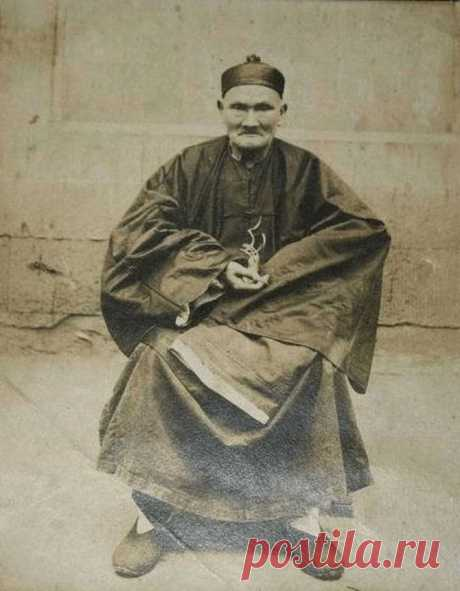 The 256-year-old man before death revealed to the world secret of longevity ~