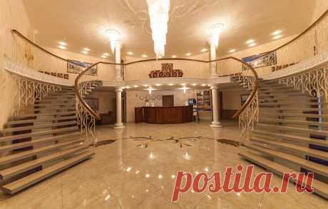 Отель «Лиана» - незабываемый отдых в Евпатории в Крыму в 2019