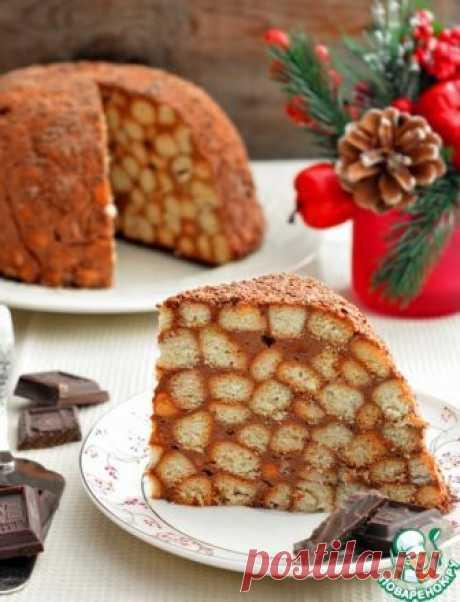 "Торт ""Муравейник"" по рецепту 1984 года"