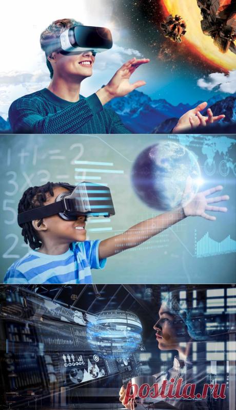 Будущее за виртуальной реальностью - реально? Примеры и идеи | ПроЧтение | Яндекс Дзен