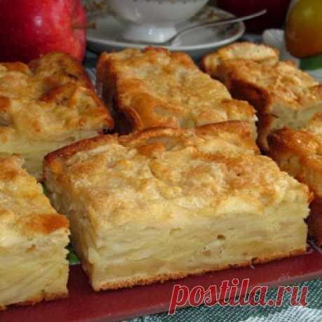 Яблочный пирог от сестер Симили - МирТесен