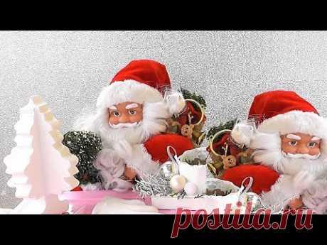 10 ИДЕЙ поделок к Рождеству и Новому году своими руками