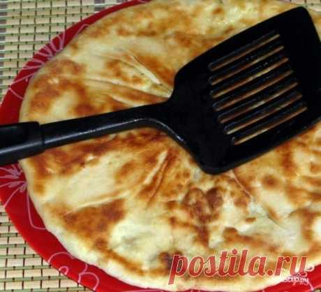 Грузинский хачапури - пошаговый рецепт с фото на Повар.ру