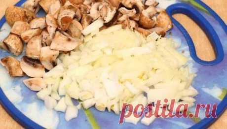 Перловка с грибами в мультиварке — пошаговый рецепт с фото на | Краше Всех