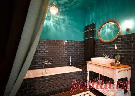 Интерьер ванной / Понимание бизнеса
