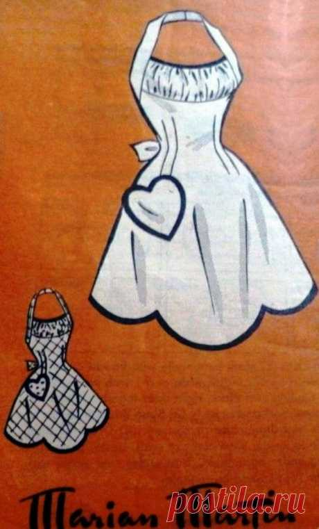 Фартук женский
