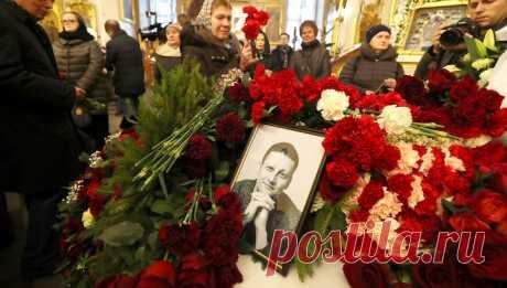 В Санкт-Петербурге похоронили доктора Павленко В Спасо-Преображенском соборе Санкт-Петербурга прошла церемония прощания и отпевание онколога Андрея Павленко, скончавшегося от рака 5 января. Он похоронен на Киновеевском кладбище.