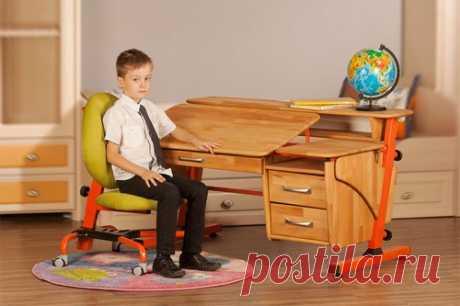 Как выбрать стул для рабочего стола школьника Стул или кресло выбирают с учетом возраста и характера школьника. Есть 5 разных видов стульев или кресел выпускаемых специально для детей школьного возраста, из которых нужно найти подходящий для вашего ребенка.