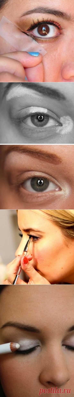 (+1) тема - Маленькие хитрости макияжа, которые облегчат вашу жизнь | Полезные советы