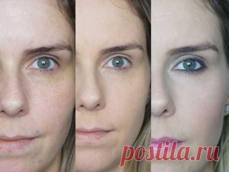 """Как омолодить лицо с помощью обычной соли... - Познавательный сайт ,,1000 мелочей"""" - медиаплатформа МирТесен"""