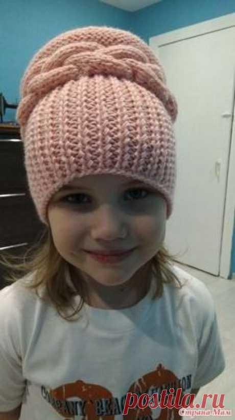 El retro del sombrero de señora es fácil coser | головные уборы. накидки. шарфы. варежки. | Postila