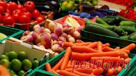 Как правильно выбирать овощи и фрукты?