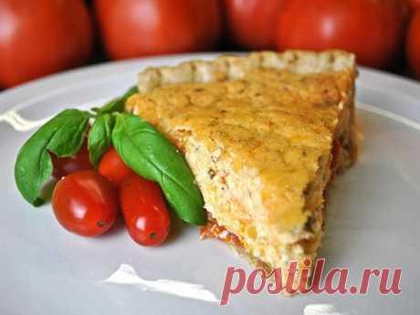 Пирог с творогом - пошаговый кулинарный рецепт с фото
