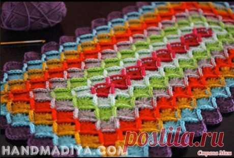 Баварское вязание крючком — Делаем руками