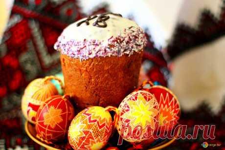 Простой рецепт приготовления кулича к празднику Светлой Пасхи | Просто, вкусно, быстро | Яндекс Дзен
