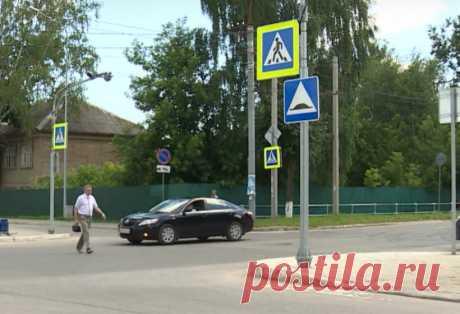 (65) За что водители не любят нерегулируемые пешеходные переходы - Михалева Марина Александровна, 10 августа 2019