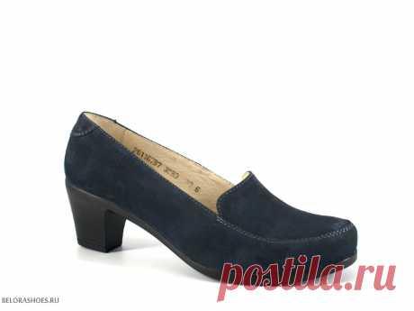 Туфли женские Росвест 3080, синий - женская обувь, туфли. Купить обувь Roswest