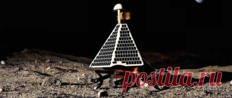 """NASA wants to use """"трансформеров"""" for conquest of Moon \/ Astro Analytics"""