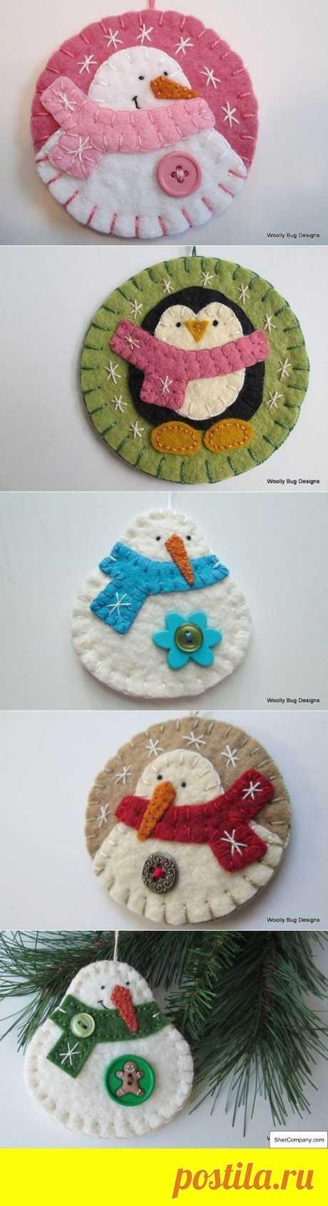 Easy DIY Felt Crafts, Felt Crafts Patterns and Felt Monster Crafts. Pics 43097257 #feltcrafts #craftideas
