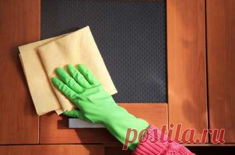 10 советов по уходу за корпусной мебелью