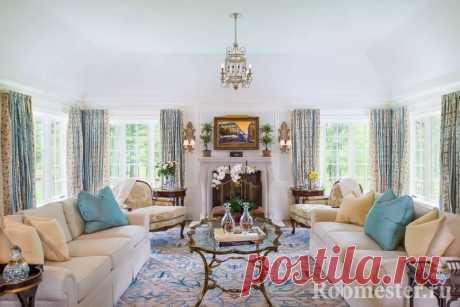 Стиль прованс в интерьере - 40 фото воплощения дома Существует огромное количество течений в дизайне интерьера, которые способны внести в дом уют. Самым легким считается стиль прованс.