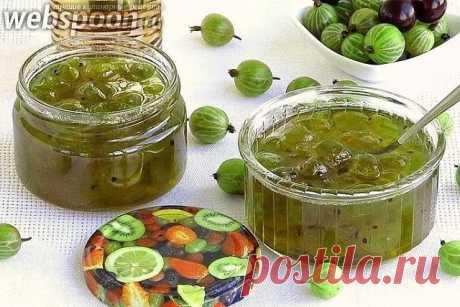 """Обалденное варенье из крыжовника, которое не надо варить! Ставьте """"Класс!"""", и рецепт сохранится на вашей страничке!  Нам понадобится для этого варенья следующее: -Зеленого крыжовника - 3 килограмма -3 штуки апельсинов с цедрой, но без косточек -2 лимона - без цедры и тоже, без косточек -5 килограммов сахара-песка У крыжовника обрезаю оба хвостика. Делаю это маникюрными ножничками. Режу апельсины и лимоны на дольки. Апельсины с цедрой, лимоны без цедры, и то, и другое - без..."""