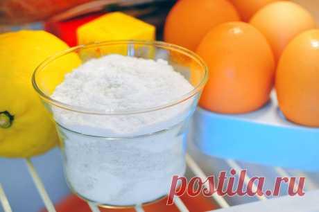Не по назначению: 20 альтернативных применений пищевой соды