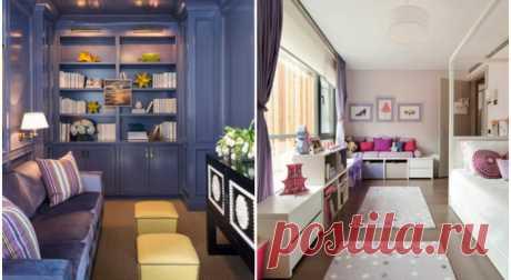 Как сделать узкую комнату удобнее. 5 магических секретов Чтобы сделать уютной узкую и вытянутую комнату,нужно знать ряд дизайнерских приемов. Уметь грамотно расставить мебель,выбрать тип и оттенок покрытий и визуально изменить геометрию...