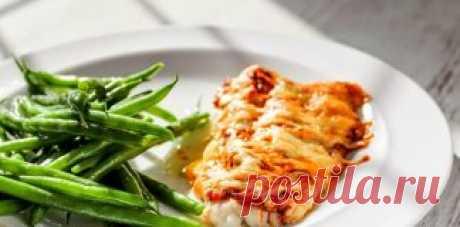 Рыба по-французски, запеченная в духовке