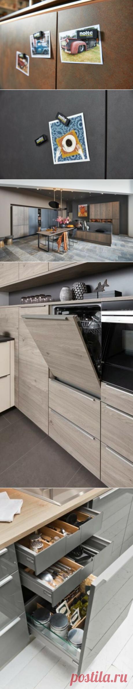 9 причин сказать WOW про вашу кухню + идеи специально для маленьких кухонь | Nolte Küchen | Яндекс Дзен