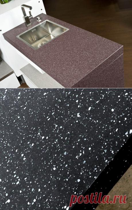 Столешница из искусственного камня своими руками: фото изготовления из натурального камня для кухни, видео-инструкция