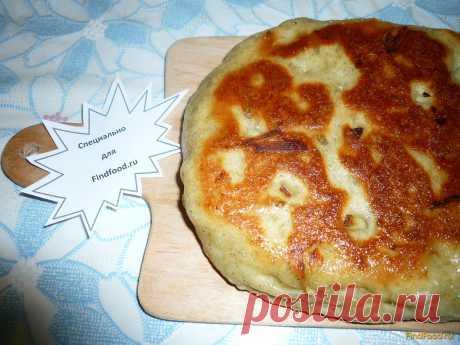 Быстрый хлебушек с чесночком рецепт с фото, как приготовить на FindFood.ru
