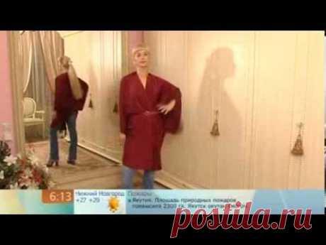159 - Ольга Никишичева. Платье-трансформер без единого шва
