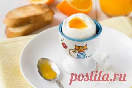 Диета на яйцах всмятку: снижение веса до 15 кг - Slimim