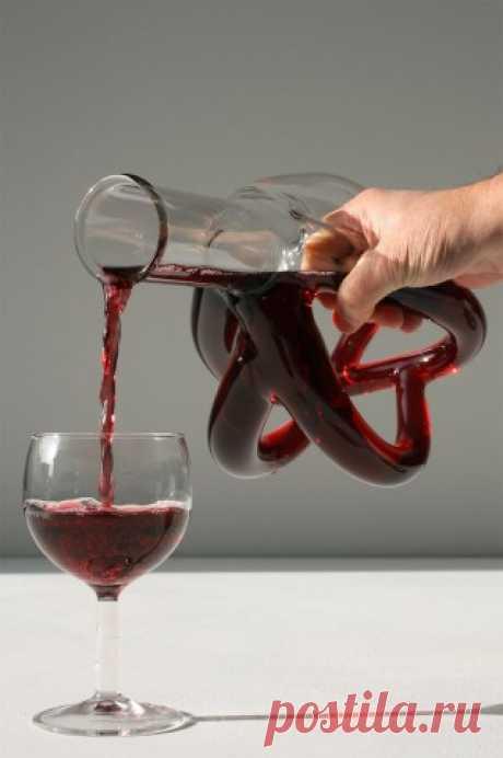 Как удалить винные круги с краев винного графина (karaffe)? — Полезные советы