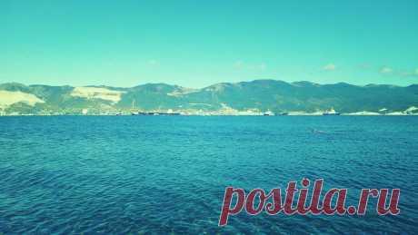 Обои море, даль, лето, берег картинки на рабочий стол, фото