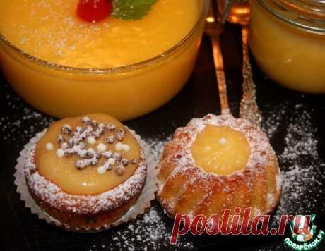 Пушистые лимонные маффины – кулинарный рецепт