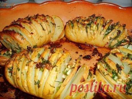 Картофель Дофинэ — Sloosh – кулинарные рецепты
