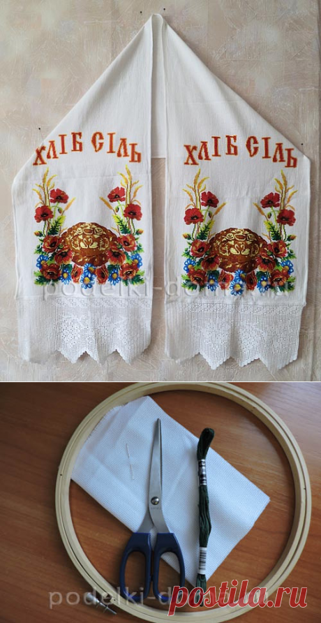 Как вышивать крестиком (для начинающих)   Коробочка идей и мастер-классов