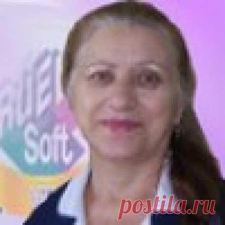 Валентина Ревкова