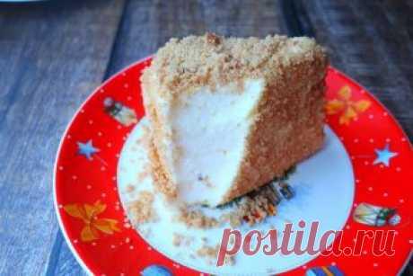 «Птичье молоко» без выпечки за 15 минут