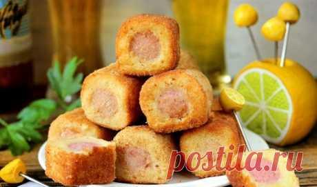 Классный перекус из любимых ингредиентов - Скатерть-Самобранка - медиаплатформа МирТесен