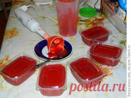 Витаминная заготовка - пошаговый рецепт приготовления с фото
