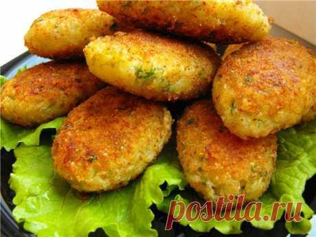 5 vkusneyshih de las recetas de las croquetas vegetarianas