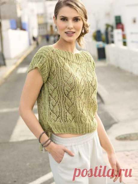 Подборка моделей от 13 августа. Описания и схемы. | knitting_in_trendd | Яндекс Дзен