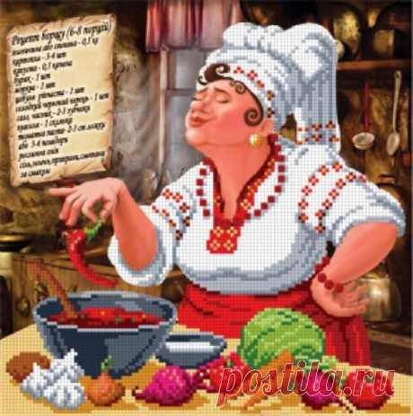 «Борщ в Одессе – блюдо торжественное»