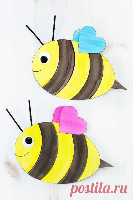 Как сделать легкое и интересное бумажное пчеловодство