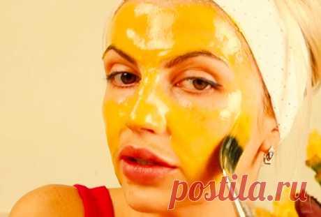 Подтягивающая маска с желтком, медом и лимоном от популярной блогерши!