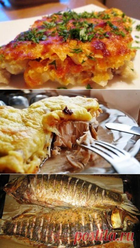 Страви з риби ! | Валентина Полищук | Рецепты простой и вкусной еды на Постиле